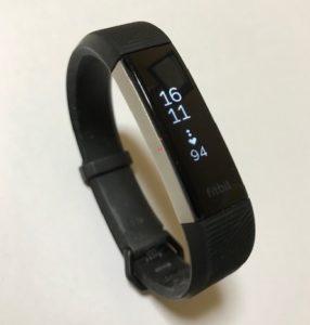 Fitbit_Alta_HRの写真