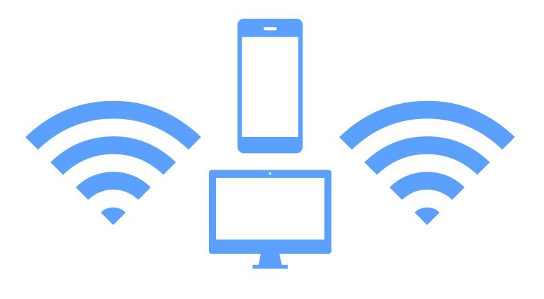WiFiのマーク