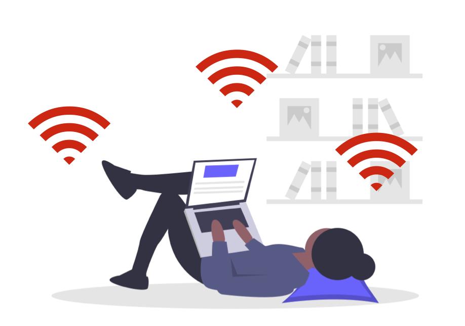 WiFiイメージ画像